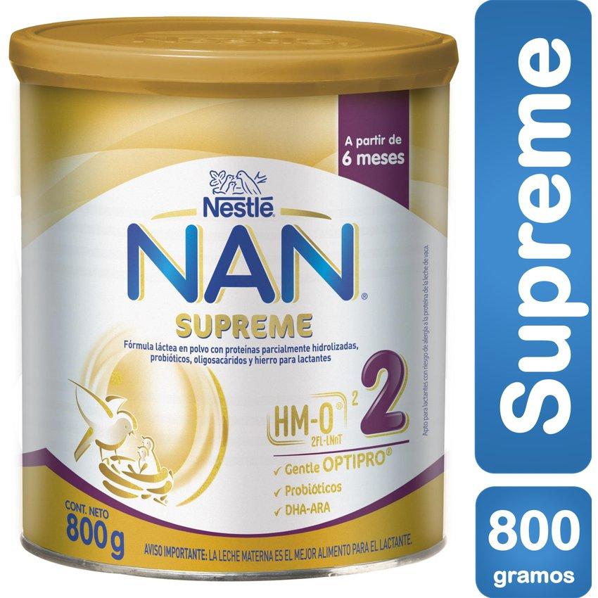 Fórmula Infantil NAN® Supreme 2 800g