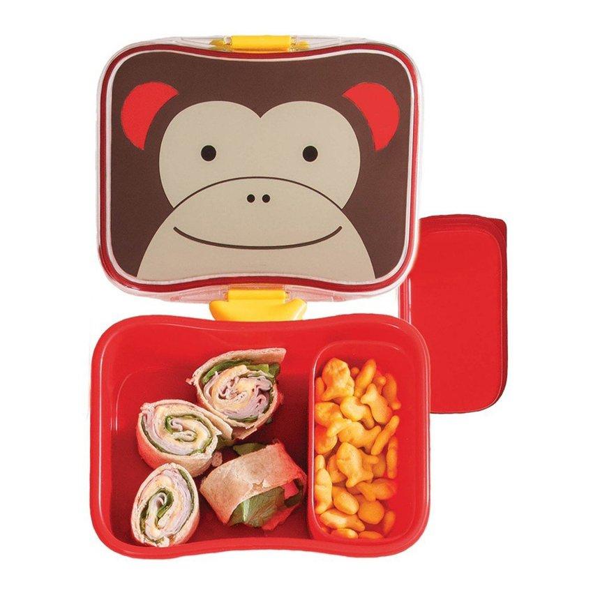 Contenedor De Alimento Zoo - Monkey Skip Hop
