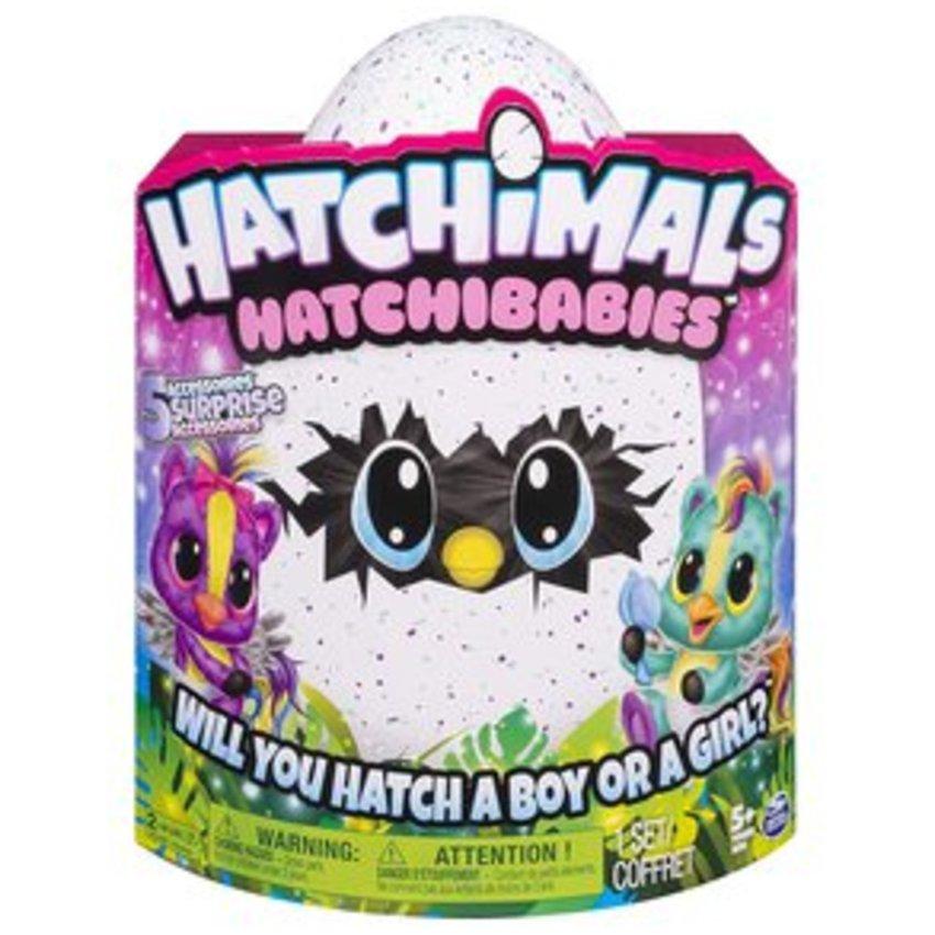 Hatchimals Hatchibabies - Ponette - Original Spin Master
