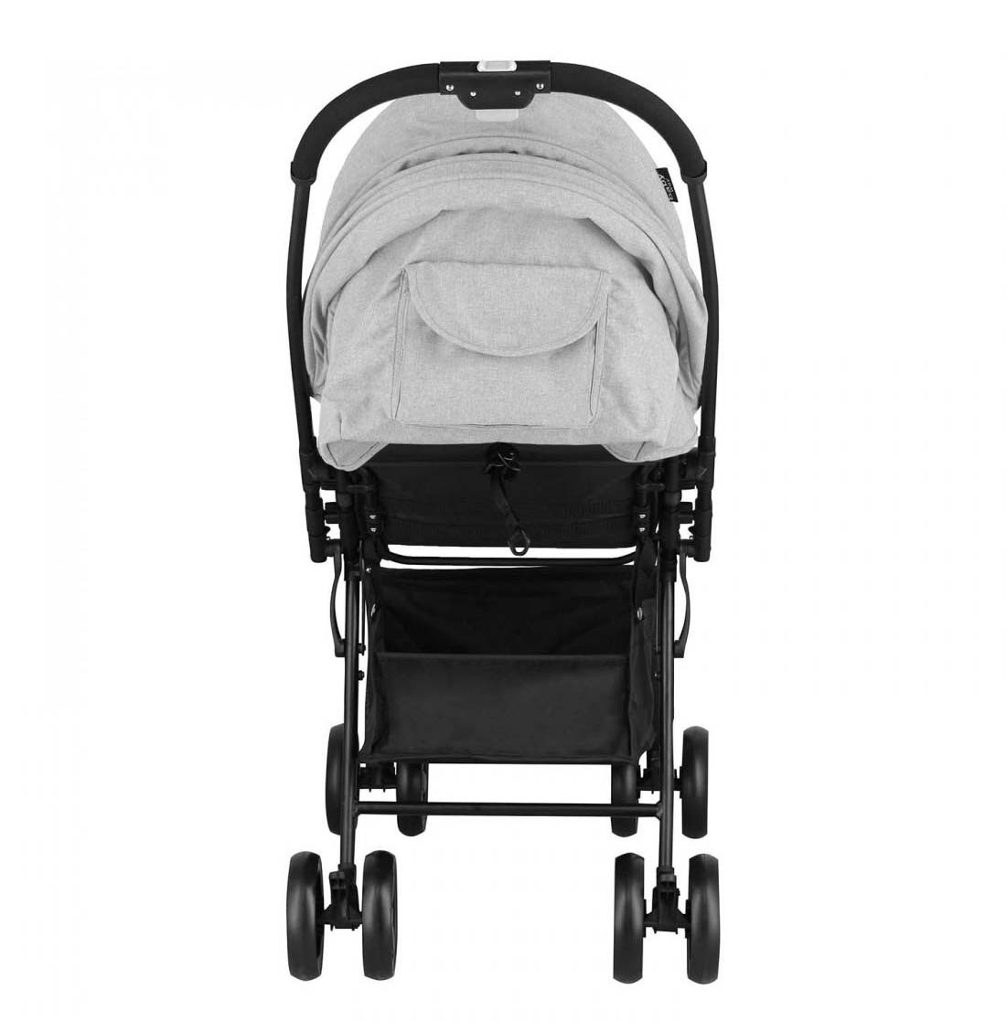Coche Paseo  Ultra Light Baby Way Bw-208F19 Gris
