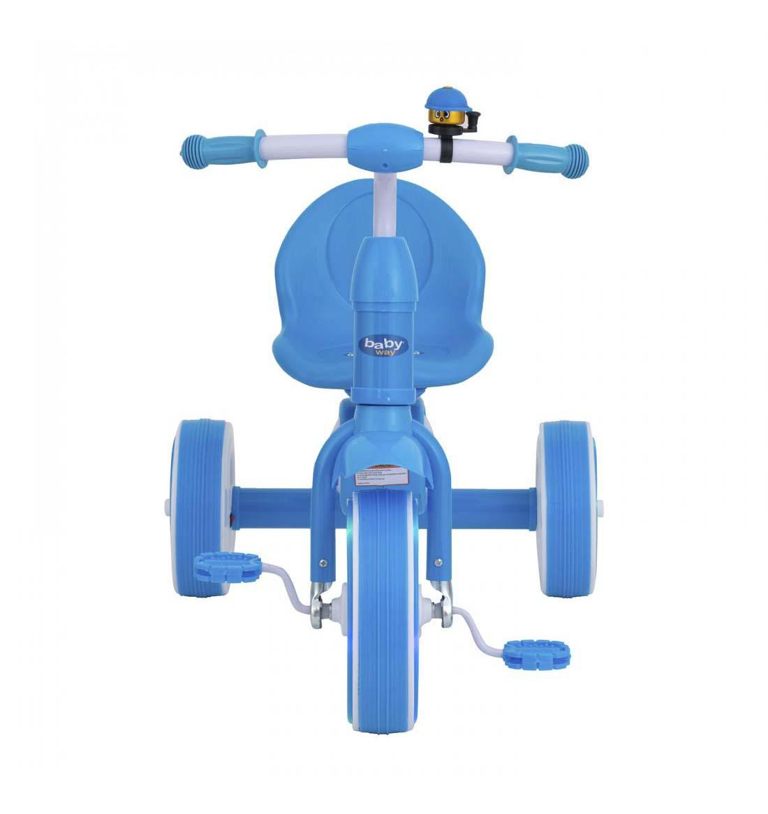 Triciclo Musica Y Luces Baby Way