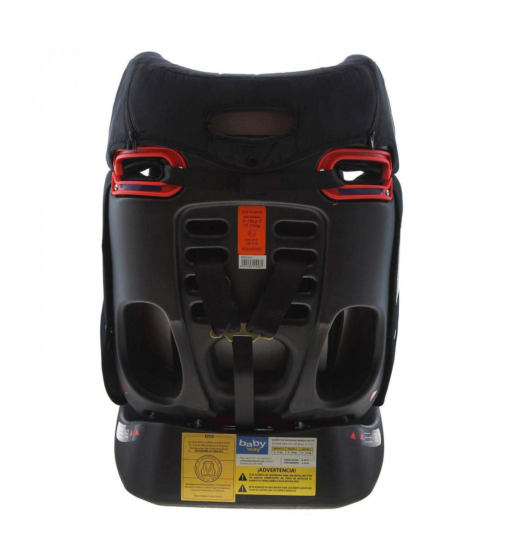 Butaca De Auto Baby Way Reclinable Bw-742 Fucsia