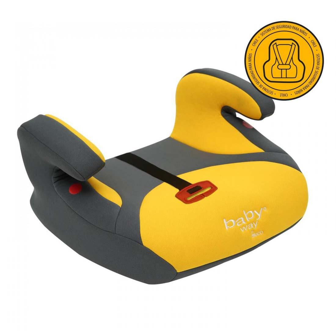 Alzador De Auto Baby Way Amarillo Bw-747Y18