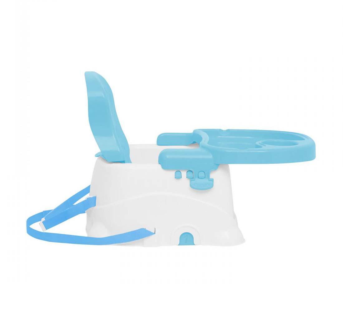 Silla De Comer Portatil Azul