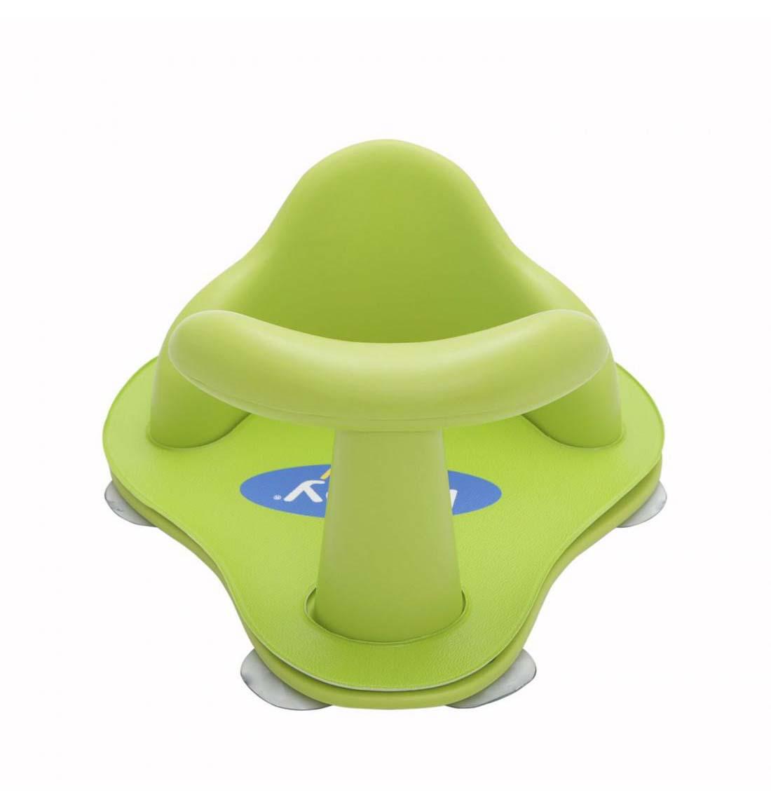 Asiento De Baño Con Indicador De Temperatura Verde