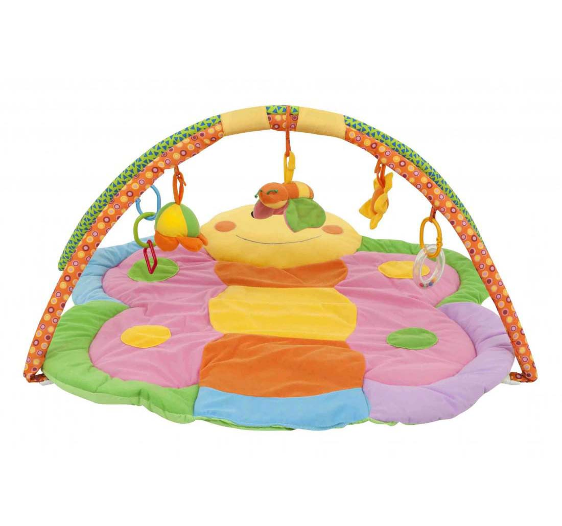 Gimnasio Mariposa Baby Way Multicolor