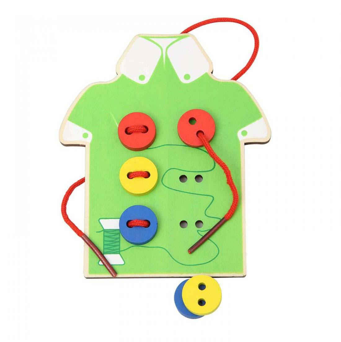 Juguete Camiseta Didactico Baby Way