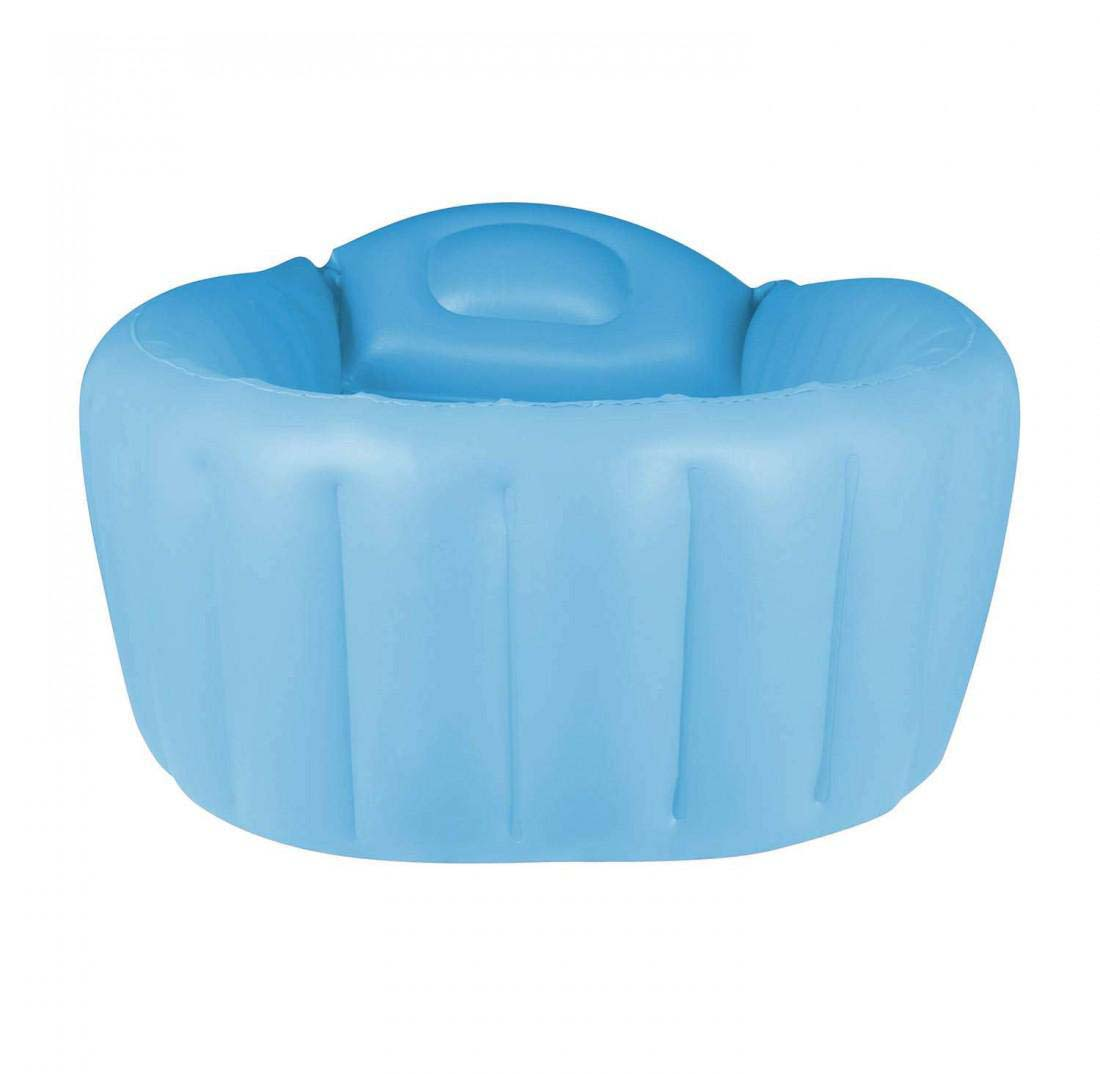 Tina Baño Inflable Ergon. Baby Way Azul
