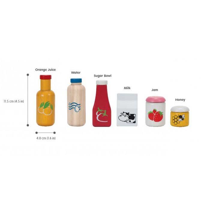 Alimentos y bebidas natural
