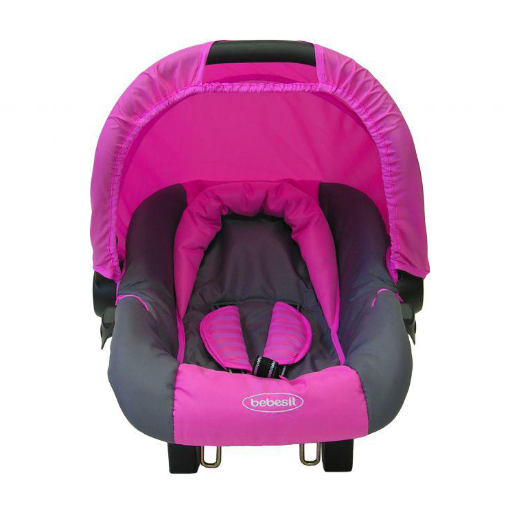 Coche Travel System Zoom - Rosa