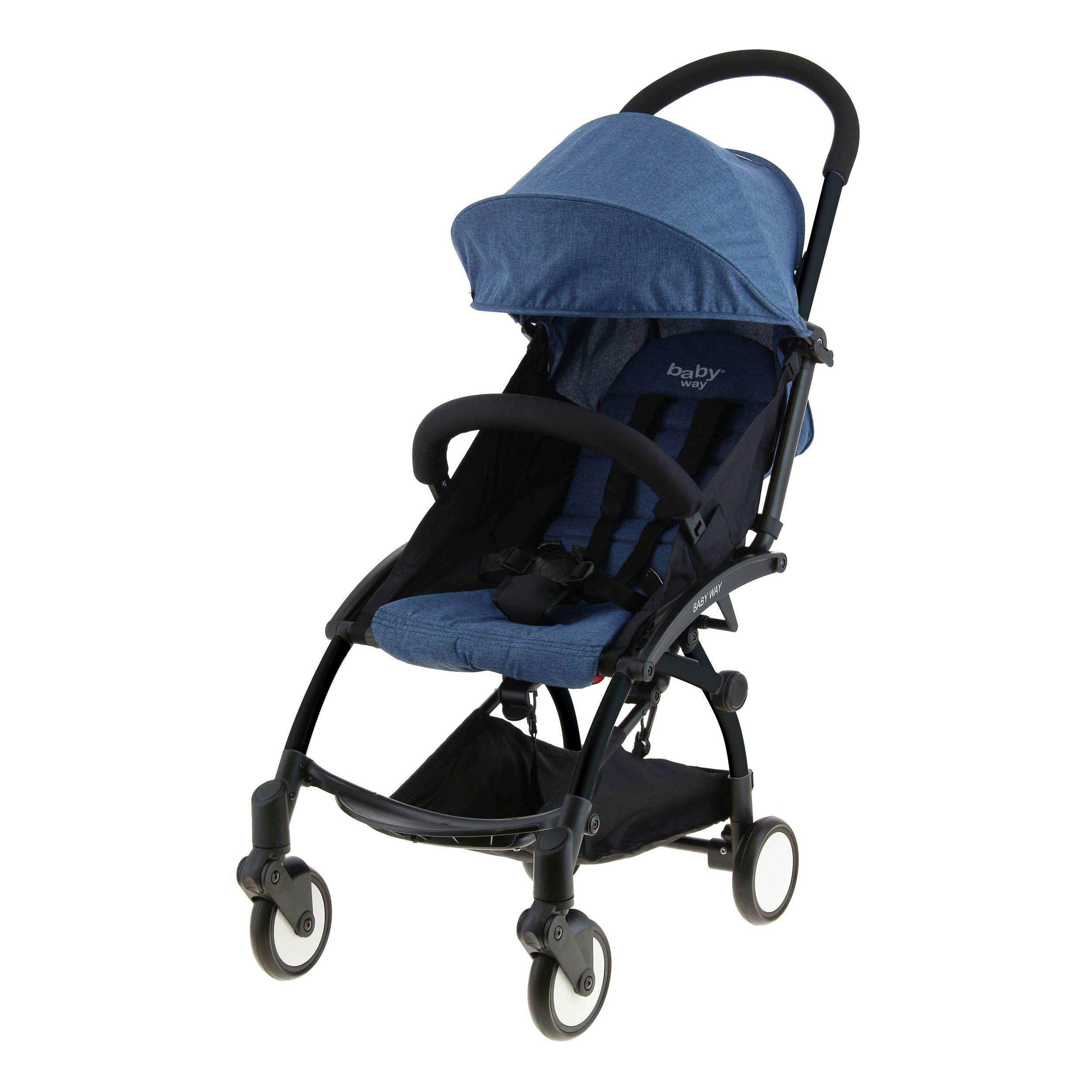 Coche Paseo City Baby Way Azul