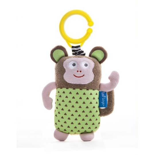 Juguete Marco The Monkey - Cascabel De Sonido Suave