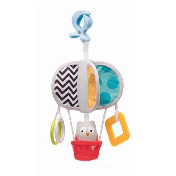 Juguete Obi Owl Chime Bell Mobile - Mobil De Sonido Suave