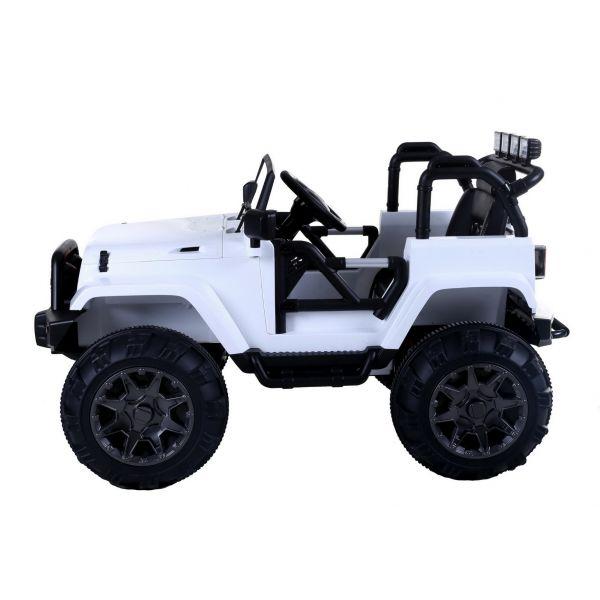 Camioneta Renegado - Blanco