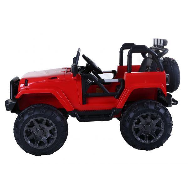 Camioneta Renegado - Rojo