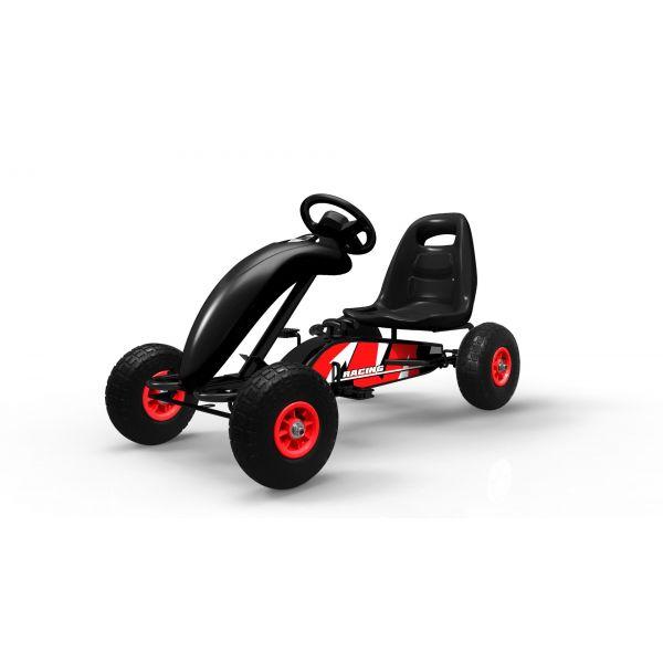Go Kart A Pedales - Negro