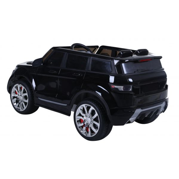 Camioneta A Batería 903 - Negro