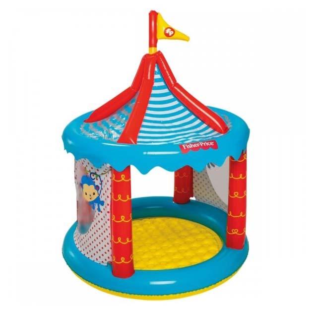 Centro De Juegos Fisher Price Circus Ball Pit