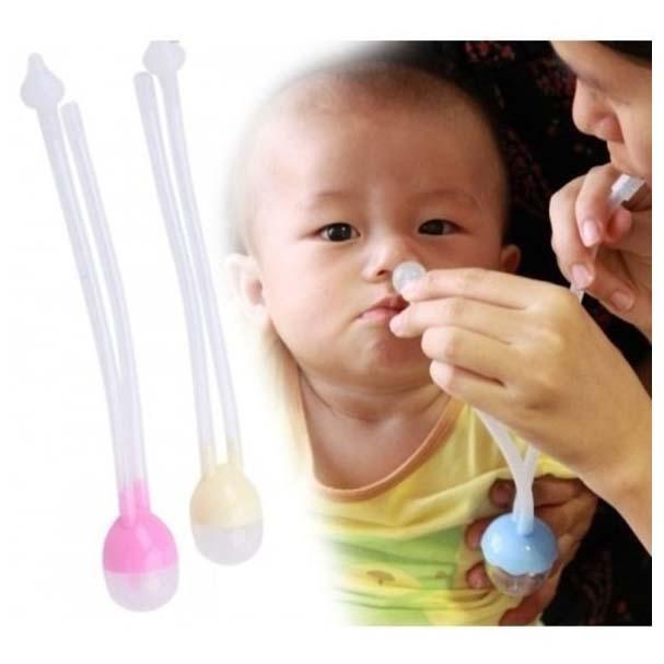 Aspirador nasal para bebé limpiador Recién Nacido