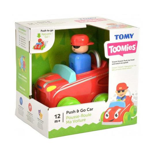 auto  Push And Go - toomies Juguetes de desarrollo