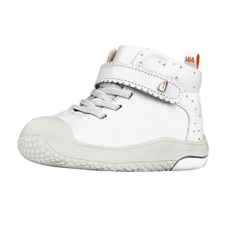 Bota Cuero Prewalker Blanco
