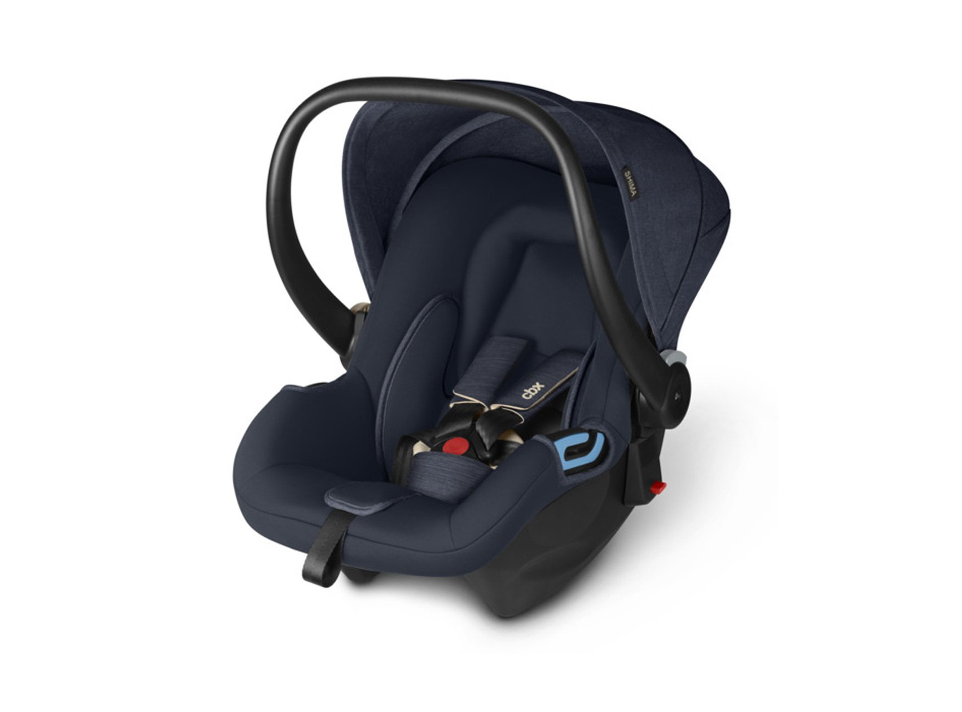 Coche Travel System Etu Plus Blue + Silla Shima + Base