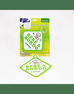 Pack Señal Bebe A Bordo (X2)