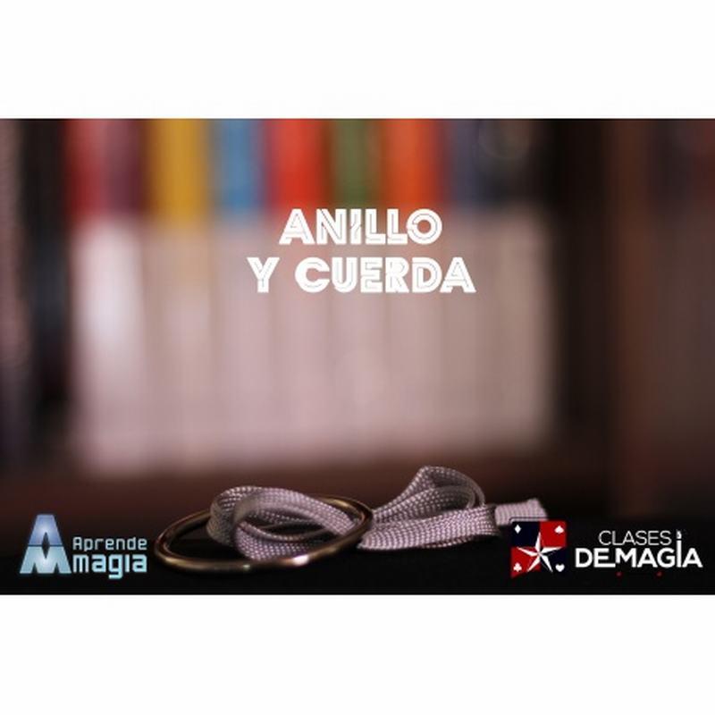 Argolla Cuerda