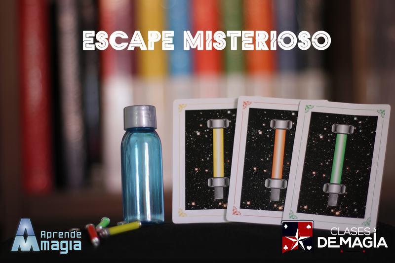 Escape Misterioso