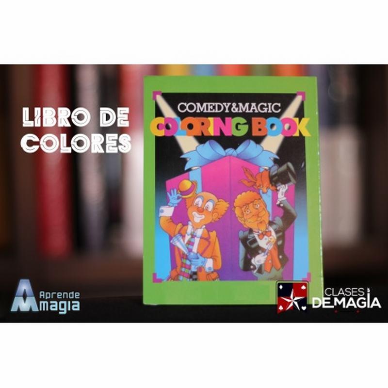Libro de Colores Small