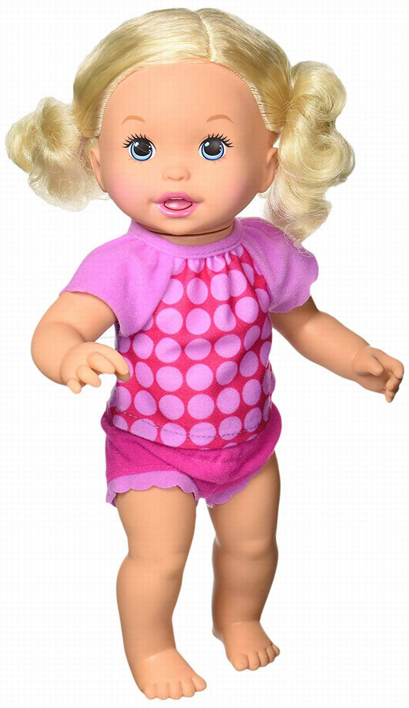 Little Mommy Bebita Hora De Ir Al Baño - Original