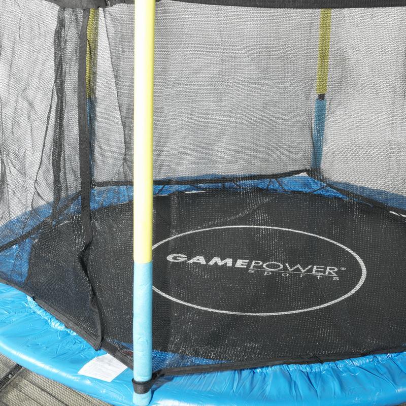 Cama Elastica Gamepower 140 Cm