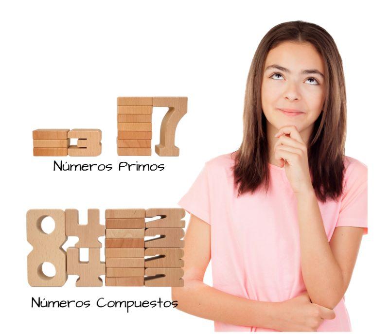 Woodis Números Set Educacional, 60 Piezas