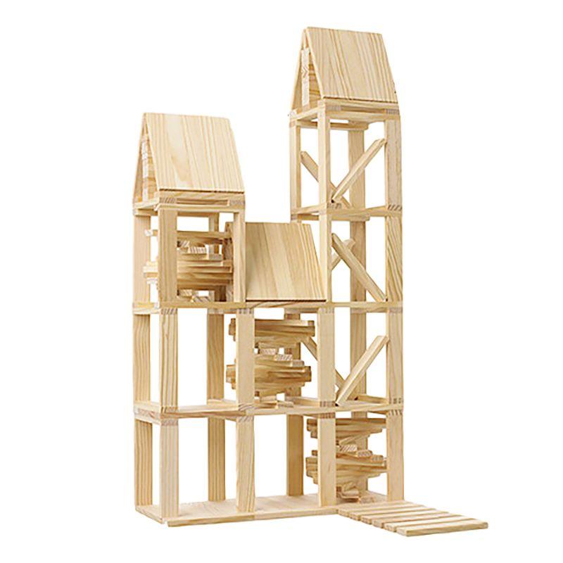 Woodis Arquitecto, Set Grande, 150 Piezas