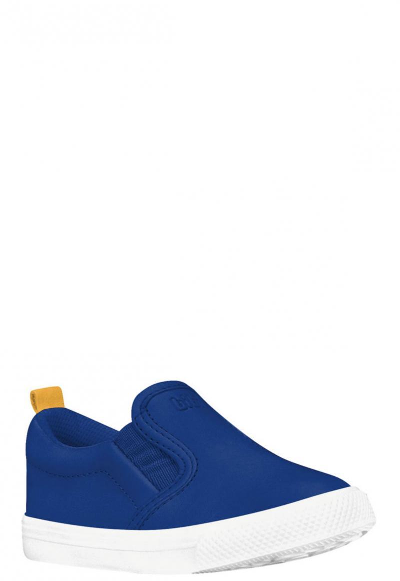 Zapatilla Azul