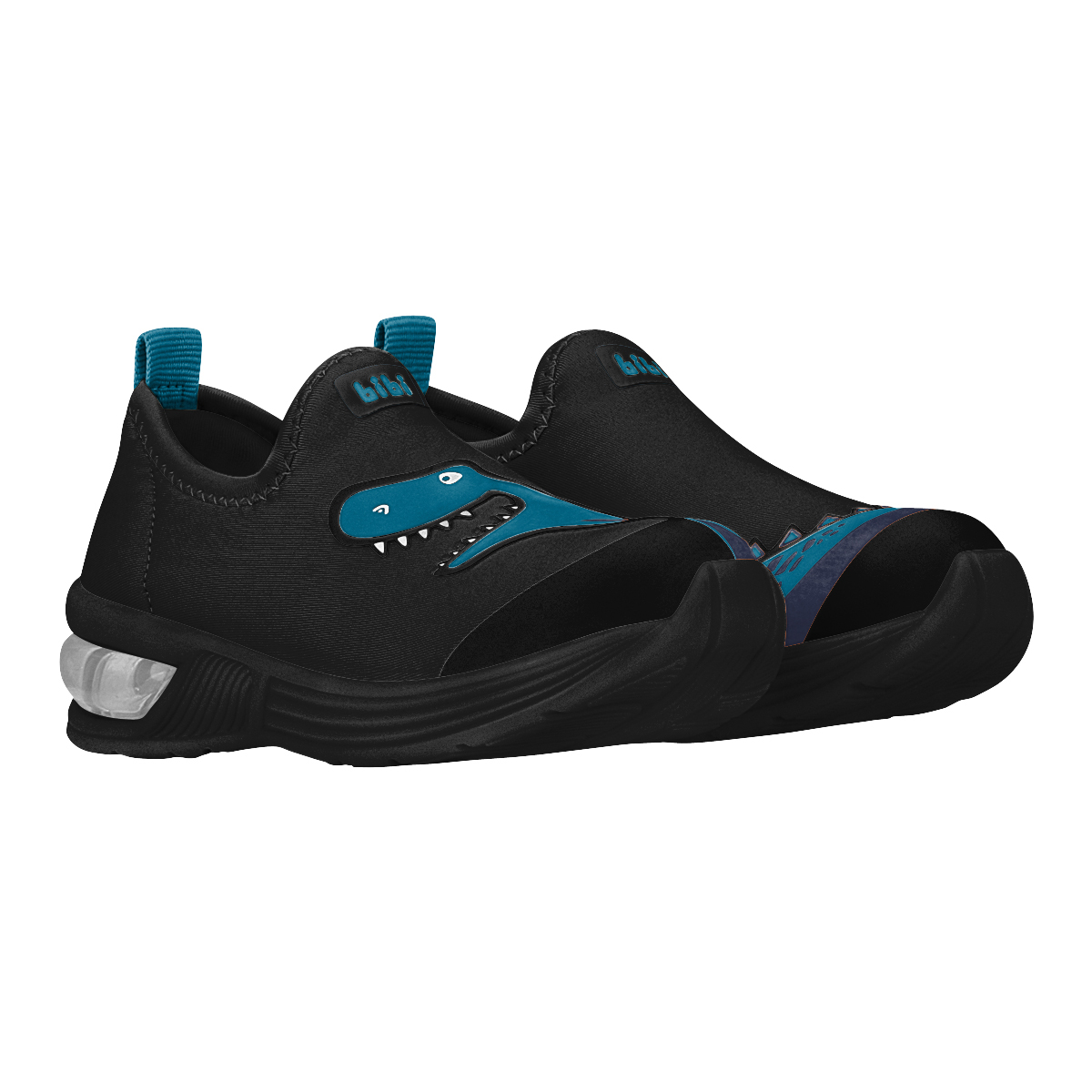 Zapatilla Space Wave 2.0 Negro