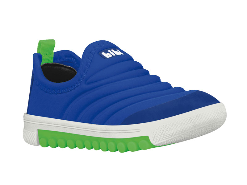 Zapatilla Drop Roller Azul