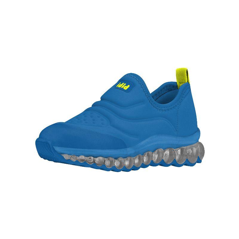 Zapatilla con Luces Roller Celebration Azul