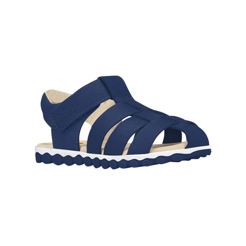 Sandalia Cuero Summer Roller New II Azul