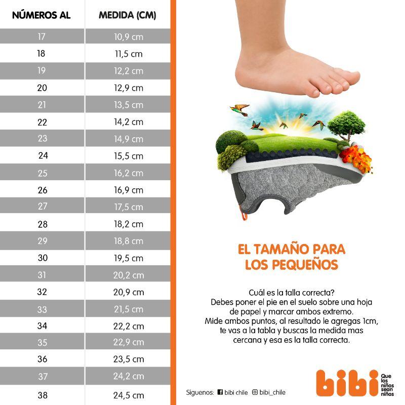 Sandalia Basic Sandals Mini Azul