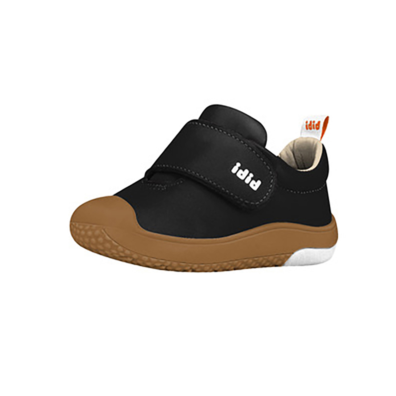 Zapato Cuero Prewalker Negro