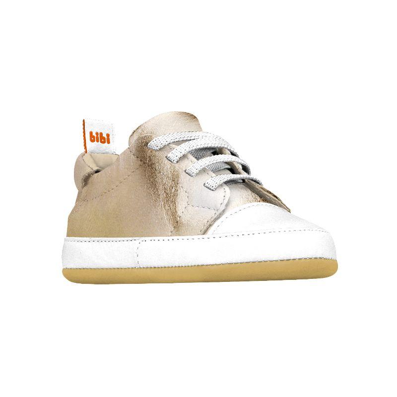 Zapato Cuero Afeto Joy Dorado