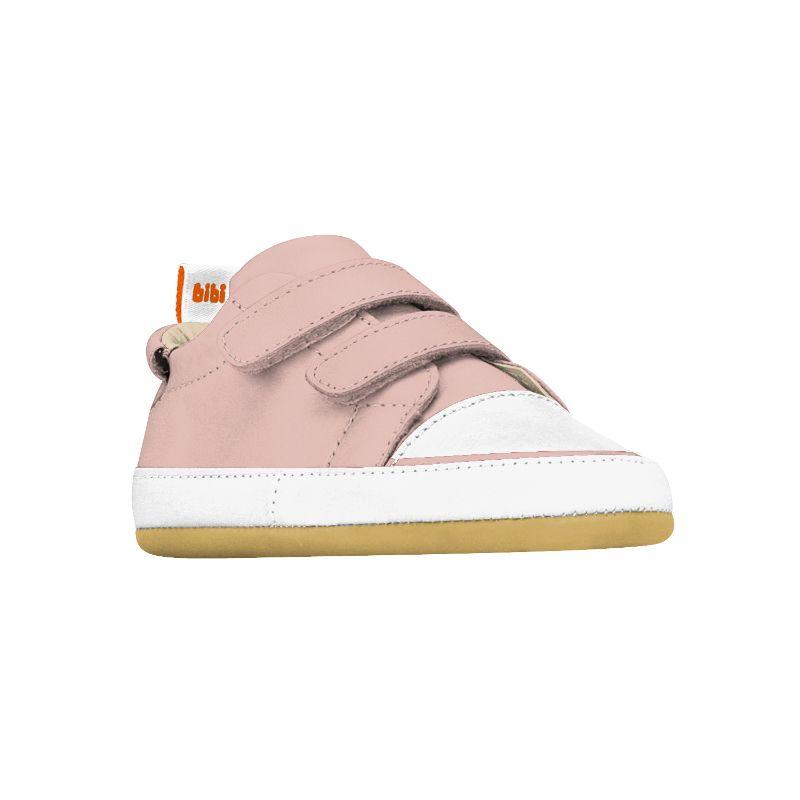Zapato Cuero Afeto Joy Rosa
