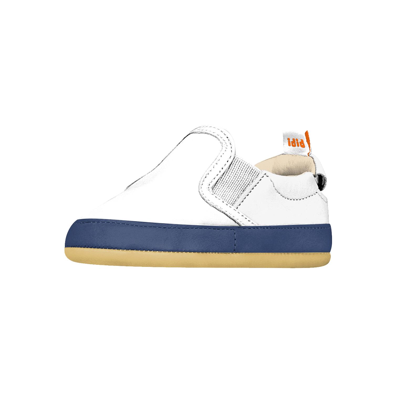 Zapato Cuero Afeto Joy Blanco