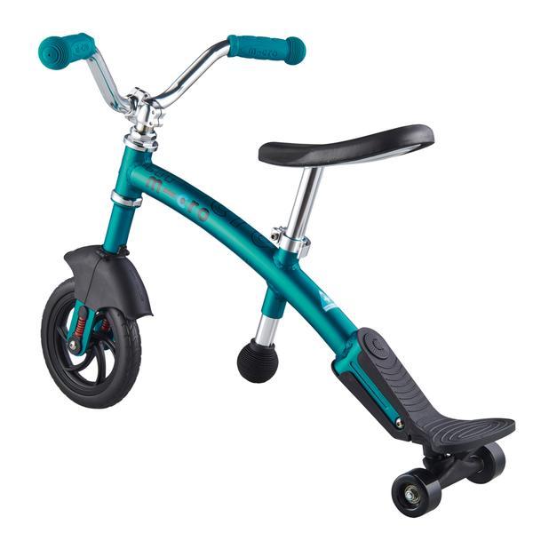 Micro Bicicleta de equilibrio G-Bike Deluxe Aqua