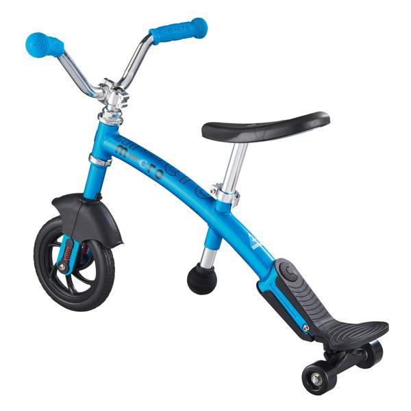 Micro Bicicleta de equilibrio G-Bike Deluxe Azul