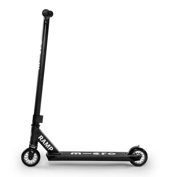Micro Scooter freestyle Ramp Negro / Principiantes