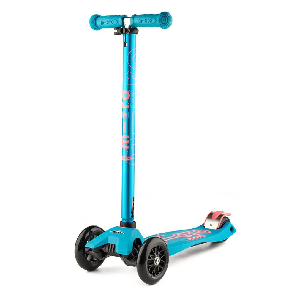 Micro Scooter Maxi Deluxe Azul Caribe