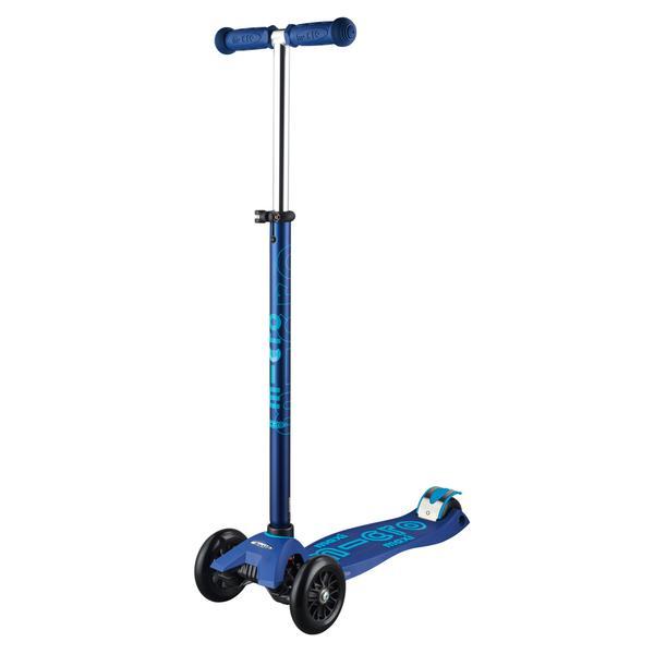 Micro Scooter Maxi Deluxe Azul Marino