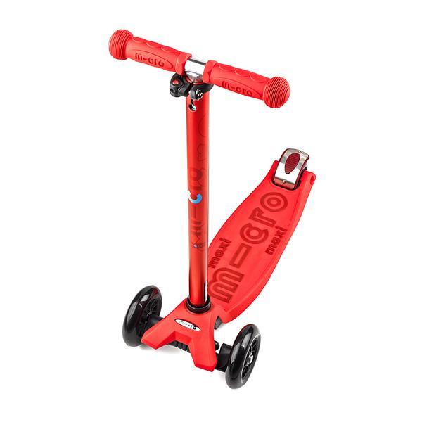 Micro Scooter Maxi Deluxe Rojo